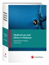 Medical Law and Ethics in Malaysia (Soft Cover) cover