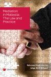 Mediation in Malaysia: The Law and Practice cover