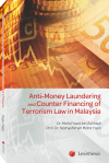 Anti-Money Laundering and Counter Financing of Terrorism Law in Malaysia (eBook) cover