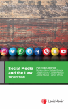 Social Media and the Law, 3rd edition (eBook) cover