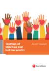 Taxation of Charities and Not-for-profits cover