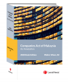Companies Act of Malaysia, An Annotation (2020 Desk Edition) cover