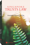 Singapore Trusts Law (Soft Cover) cover
