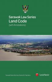 Sarawak Land Code Chapter 81 (1958 Edition) (eBook) cover