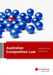 Australian Competition Law, 3rd edition (eBook) cover