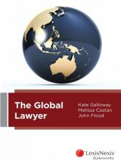 The Global Lawyer (eBook) cover