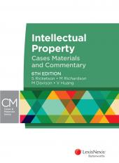 Intellectual Property : Cases, Materials and Commentary, 6th Ed (eBook) cover