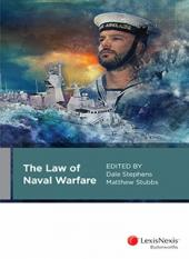 The Law of Naval Warfare (eBook) cover