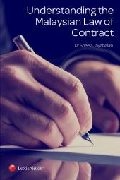 Understanding the Malaysian Law of Contract cover