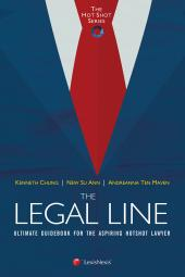 The Hot Shot Series - The Legal Line cover