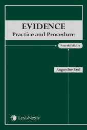 Evidence: Practice and Procedure, 4th Edition (eBook) cover
