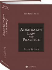 Admiralty Law and Practice, 3rd Edition cover