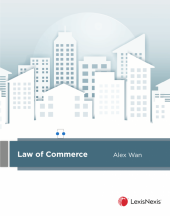 Law of Commerce (eBook) cover