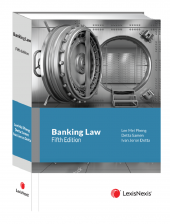 Banking Law - 5th Edition (Soft Cover) cover