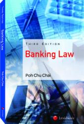 Banking Law, Third Edition (eBook) cover
