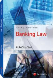 Banking Law, Third Edition cover