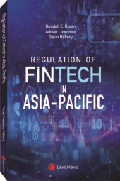 Regulation of Fintech in Asia-Pacific (Soft Cover) cover