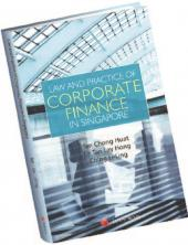 Law and Practice of Corporate Finance in Singapore cover