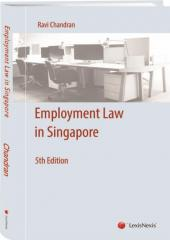 Employment Law in Singapore, 5th Edition cover