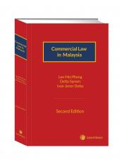 Commercial Law in Malaysia, 2nd Edition (Soft Cover) cover