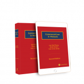 Commercial Law in Malaysia, 2nd Edition cover
