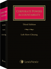 Corporate Powers  Accountability  3rd Edition cover