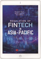 Regulation of Fintech in Asia-Pacific (eBook) cover