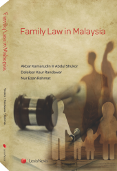 Family Law In Malaysia  cover