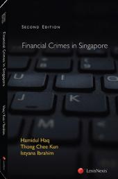 Financial Crimes in Singapore, Second Edition cover