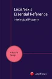 LexisNexis Essential Reference: Intellectual Property (Industrial Design) cover
