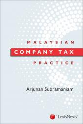 Malaysian Company Tax Practice (eBook) cover