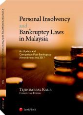 Personal Insolvency and Bankruptcy Laws in Malaysia cover