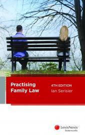 Practising Family Law, 4th Ed (eBook) cover