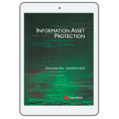 Information Asset Protection (eBook) cover