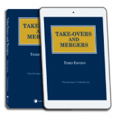 Take-overs and Mergers, 3rd Edition cover