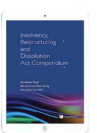 Insolvency, Restructuring and Dissolution Act Compendium (eBook) cover